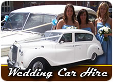 Wedding cars and limos